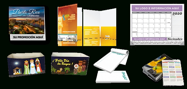 Calendarios Pr throughout Calendarios Y Agendas De Puertorico Graphics