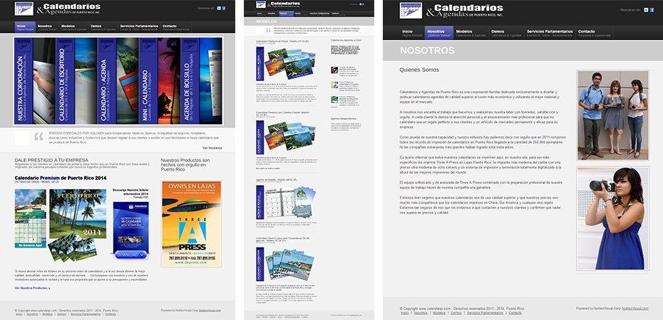Calendarpr - Nukleo Visual pertaining to Calendarios Y Agendas De Puertorico