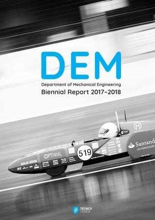 Department Of Mechanical Engineering Of Ist: Biennial Report throughout 19066012 Dia Juliano Photo