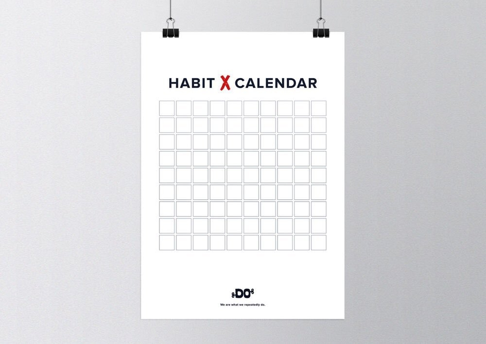 "Do Lectures On Twitter: ""Back In Stock Now. Our 90-Day Habit pertaining to 90 Day On Claendar"