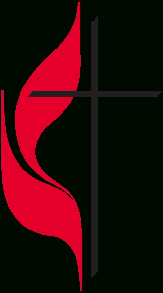 File:logo Of The United Methodist Church.svg - Wikimedia Commons in List Of Alter Colors For Methodisst Church Graphics