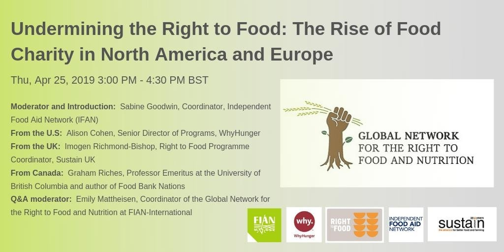 "Food Poverty On Twitter: ""Register Now For This Upcoming regarding Sabine Goodwin"