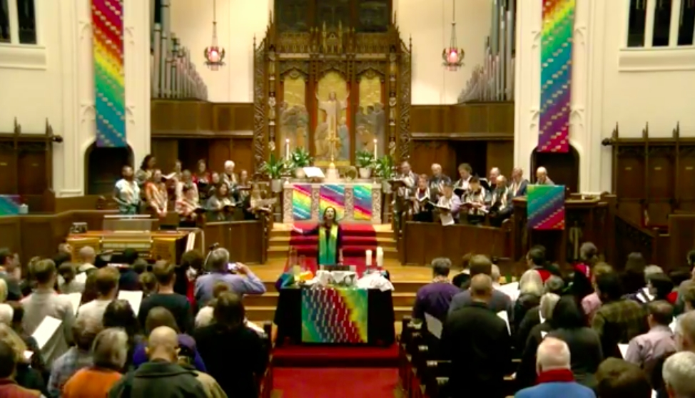 Foundry United Methodist Mourns Traditional Plan Passage intended for Free Methodist Church Liturgy Graphics