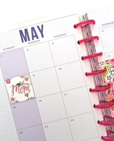 Free Happy Planner™ Printables For May! – The Happy Planner pertaining to Happy With Printables Calendar