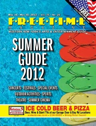 Freetime Magazine 05-16-12Freetime Magazine - Issuu pertaining to Freetime Rochester Ny Calendar