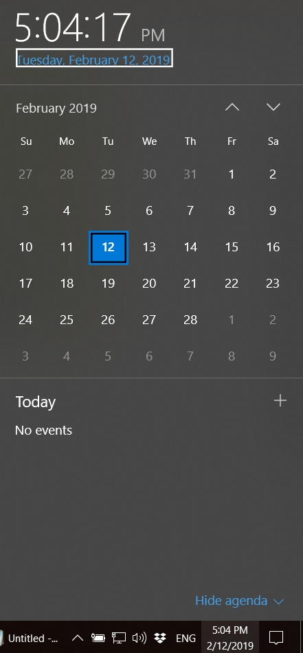 How Can I Create A Calendar Input In Vba Excel? - Stack Overflow pertaining to Excel User Form Calendar