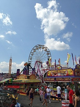 How To Get To Maryland State Fairgrounds In Timonium with regard to Timmonium State Fair Grounds Schedule Image