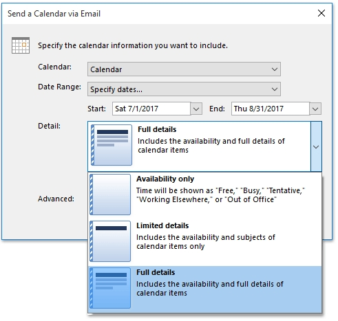 How To Print Outlook Calendar To Word? Dig In Here with regard to What Do Limited Calendar Details Look Like