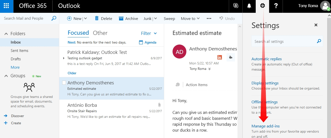 How To Remove The Sidebar For Outlook – Insightly Help Center in Insightly Outlook Calendar