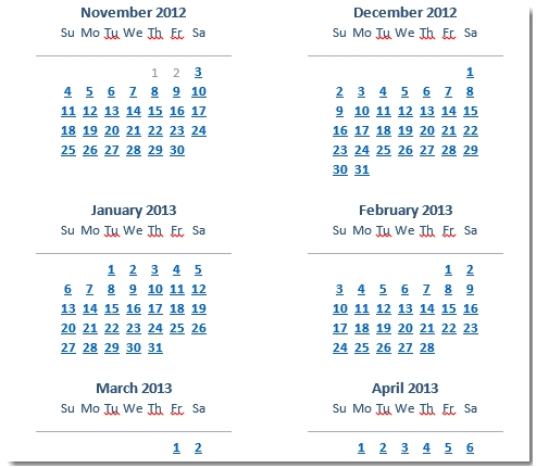 How To View A Yearly Calendar throughout Outlook Print Annual Calendar Image