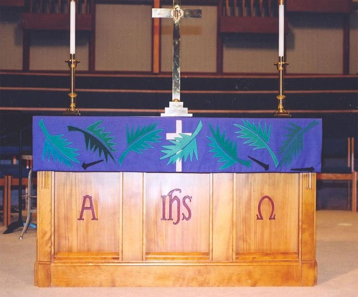 Ichthysdesigns Paraments inside Paraments Methodist Image