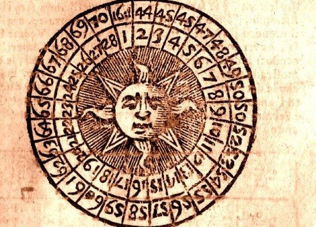 Il 1° Gennaio Del 45 A.c. Entra In Vigore Il Calendario Giuliano within Calendario Giouliaon Image