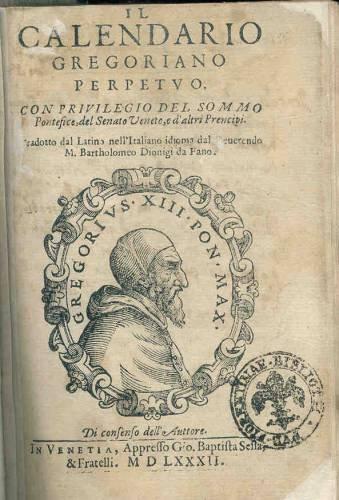 Il Calendario Gregoriano E Quei 9 Giorni Che Non Esistettero inside Calendario Giouliaon