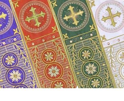 Liturgical Colors (Color Canon) - Praytellblog regarding Parament Color For Dec 25 Graphics