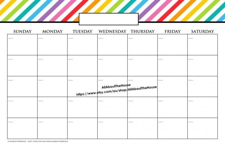 Lovely Printable 11X17 Calendar | Free Printable Calendar with 11X17 Printable Monthly Calendar
