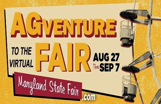 Maryland State Fair inside Timonium Fairgrounds Calendar