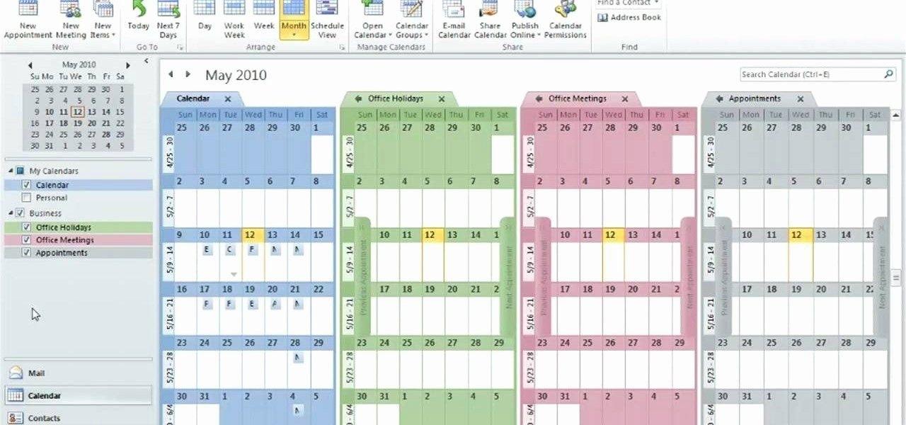 Microsoft Access Calendar Template Unique How To Create And for Microsoft Access Calendar Templates
