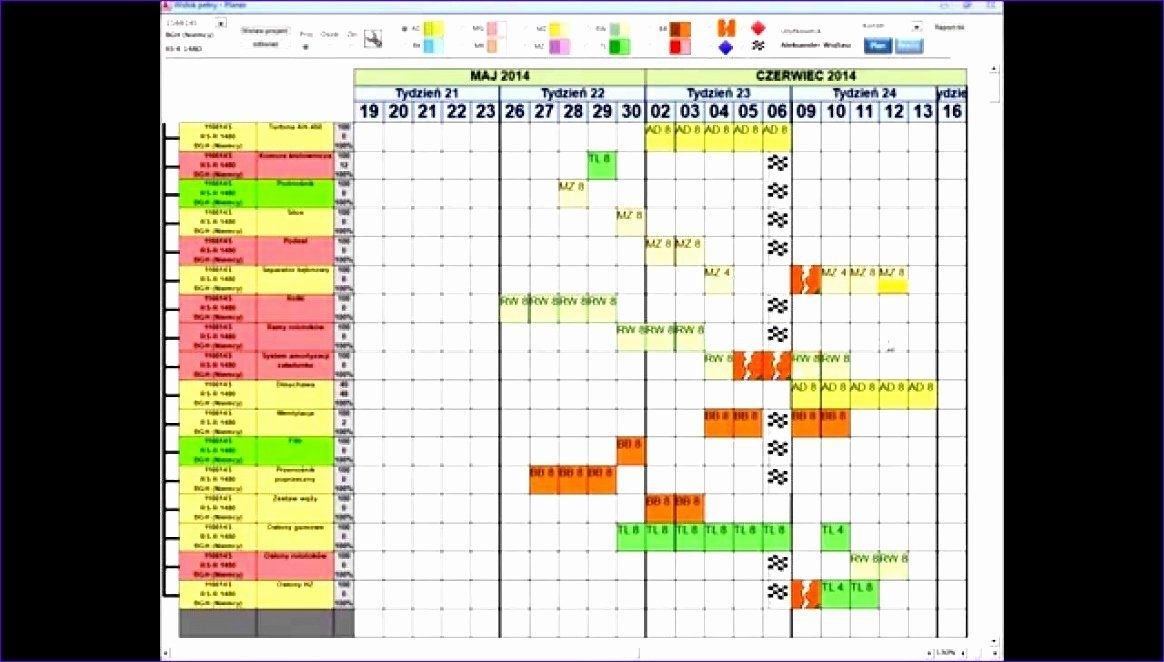 Microsoft Access Scheduling Template Awesome 11 Production within Ms Access Calendar Template Free Image