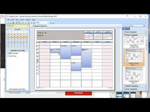 Outlook 2016 Print Multiple Calendars At One Timechris Menard in Outlook Print Annual Calendar