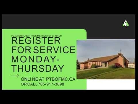 Peterborough Free Methodist Church Live Stream - Youtube inside Free Methodist Church Liturgy