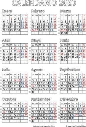 Pin De Bren Vizcayxh En Escuela En 2020 | Calendario regarding Calendario Con Numeros De Semana 2020