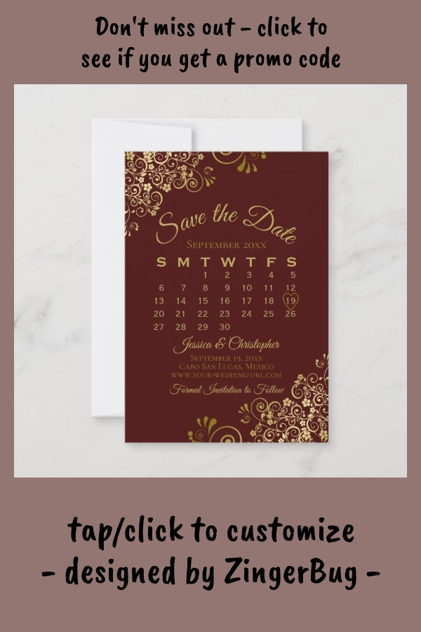 Pin On Weddings With A Theme with regard to No Frills Honor Calendar