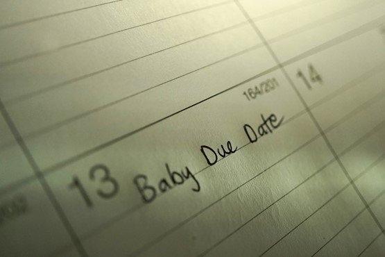Pregnancy Due Date Calculator | Pregnancy Calculator throughout Baby Due Date Calender