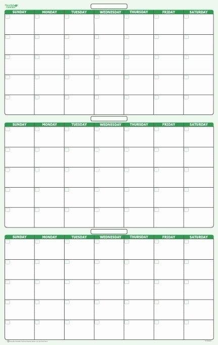 Printable Calendar 90 Days | Blank Calendar Template pertaining to 90 Day Blank Calendar Template Image