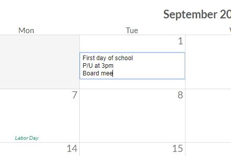 Printable Calendar Templates - Calendarsquick with regard to Calendarsquick
