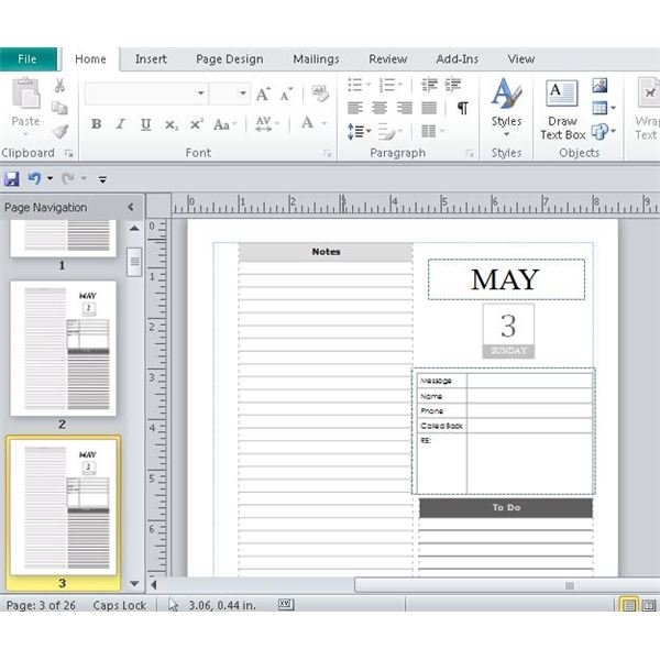 Publisher Calendar Template Understated – Printable Week regarding Microsoft Understated Calendar Template