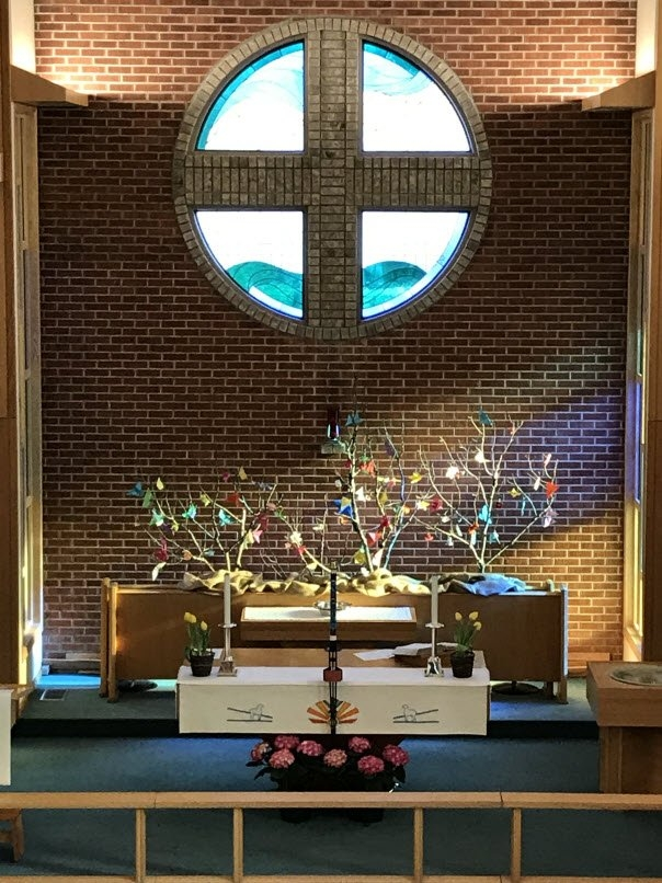 Seasonal Emphases – St. Mark'S Lutheran Church pertaining to Paraments For Sanctuary Schedule