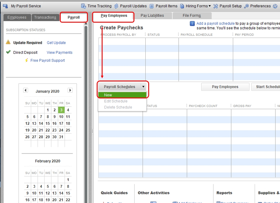 Solved: How Does Qb Handle 27 Pay Periods In 2020 For Sala with regard to Us 2Weekly Pay Day Calander Image