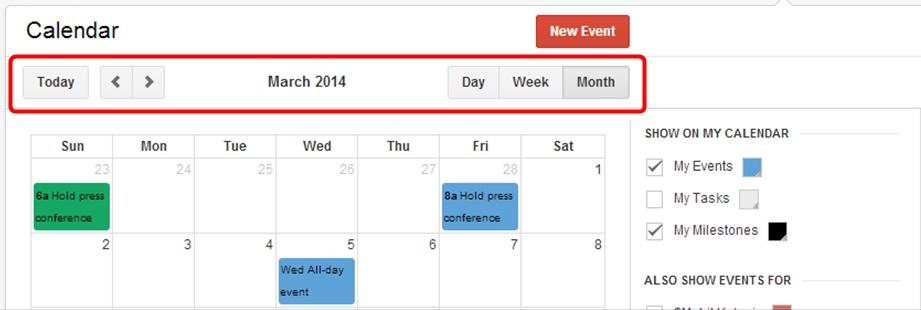 The Insightly Calendar – Insightly Help Center regarding Insightly Outlook Calendar