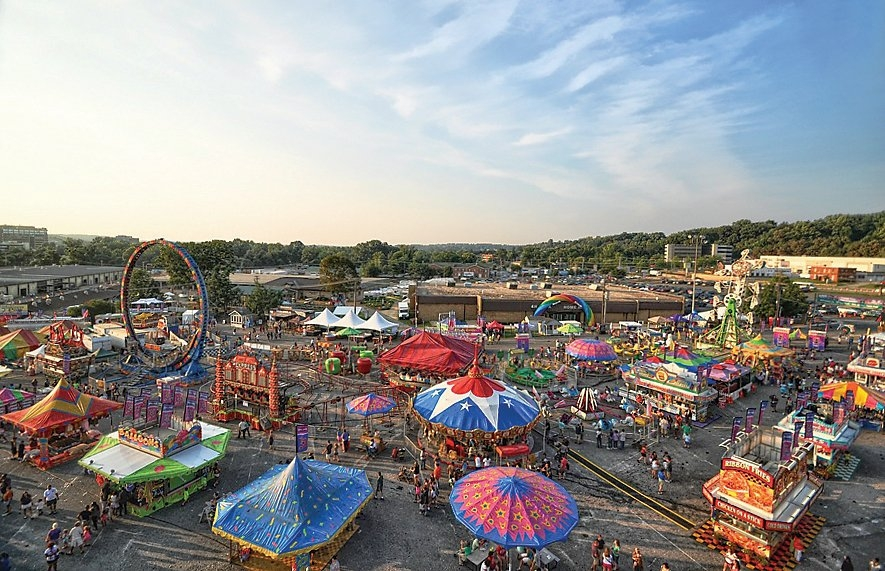 The Launch: August Highlights - Baltimore Magazine within Timmonium State Fair Grounds Schedule Image