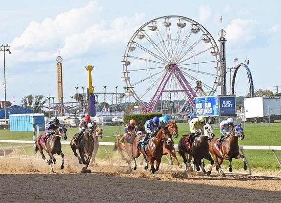 Timonium'S 10-Day Meet Could Extend Beyond Maryland State with regard to Timmonium State Fair Grounds Schedule Image