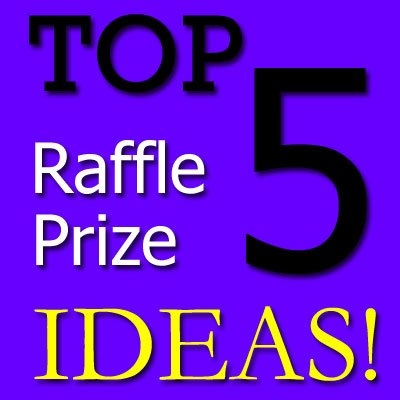 Top 5 Raffle Prize Ideas – Fundraiser Alley inside Monthly Lottery Ticket Fundraiser