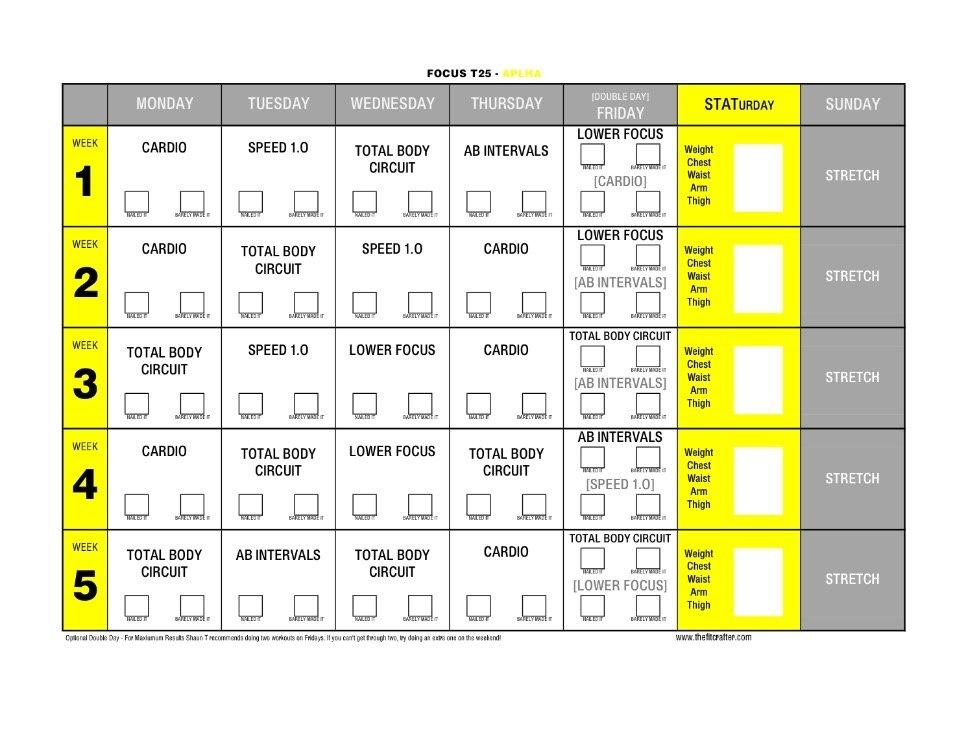 Top] Utorrent Shaun T Hip Hop Abs Free Download with regard to Hip Hop Abs Schedule Printable