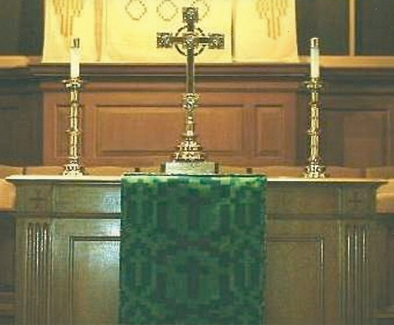 Vestments And Paraments | Memphisweaver for Church Paraments Schedule
