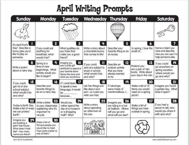 Writing Calendars - Our Site! intended for Write In Calaendars Graphics