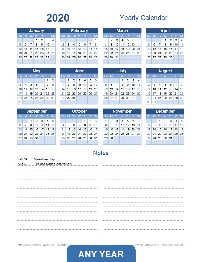 Yearly Calendar Template For 2021 And Beyond regarding Us 2Weekly Pay Day Calander