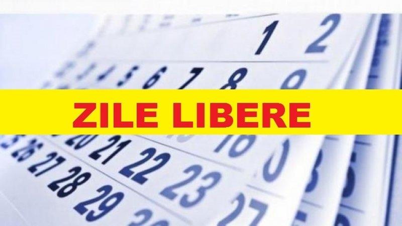 15 Zile Libere Legale În 2021 Pentru Români. Câte Dintre Ele Vor Fi În Cursul Săptămânii   Cuget regarding Zile Libere In 2021 Image
