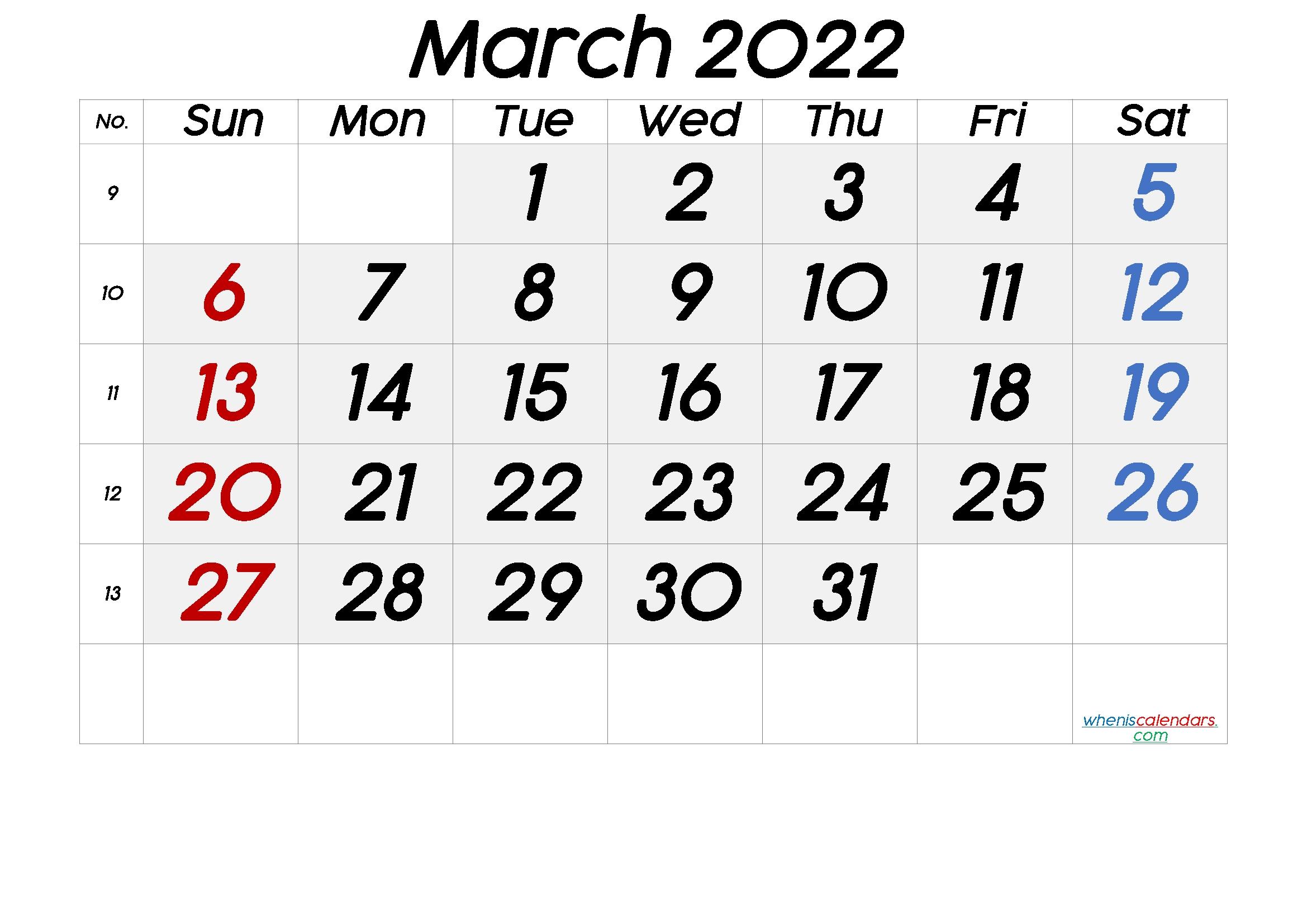20+ March 6 2021 - Free Download Printable Calendar Templates ️ regarding Calendar 2021 In Limba Romana