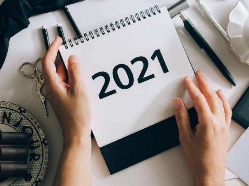2021: 15 Zile Libere În Tot Anul, Opt Dintre Ele Pică În Weeekend - Tomis News pertaining to Zile Libere Anul 2021