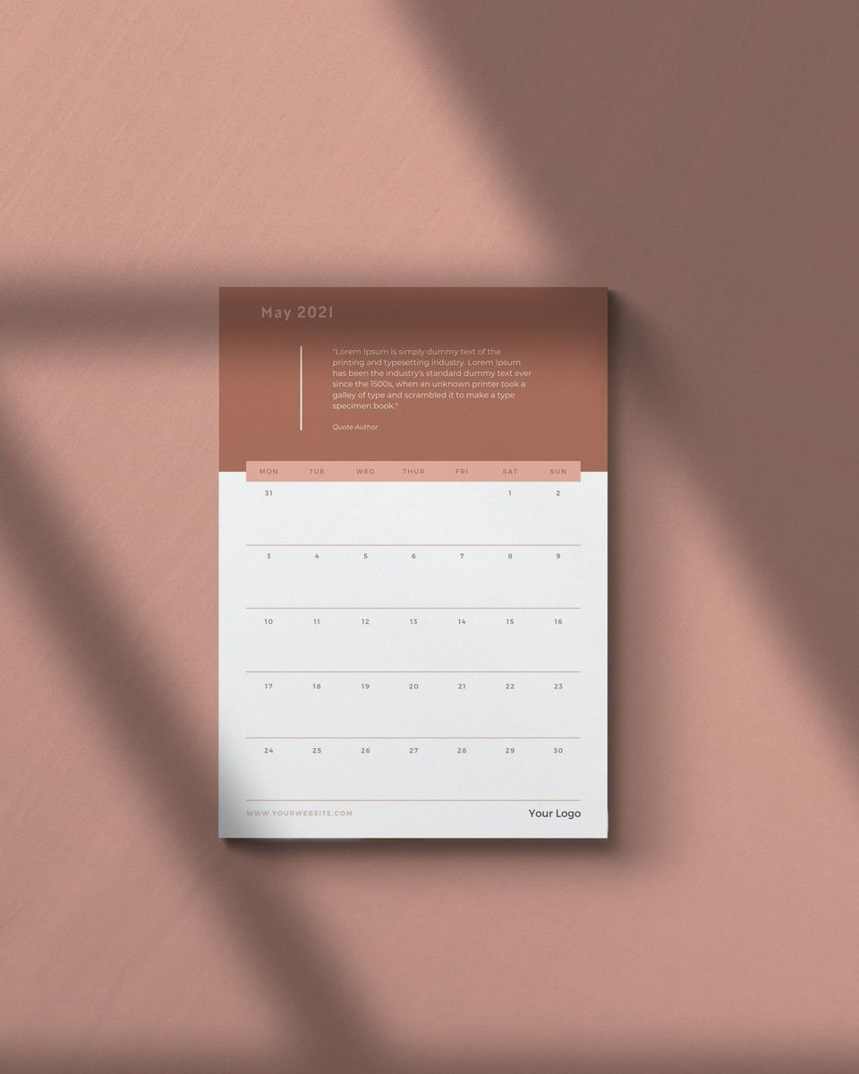 2021 Calendar Canva Template A4 - Rise And Roar Design - Logos   Graphic Design   Canva Templates within What Calendar Year Matches 2021 Photo