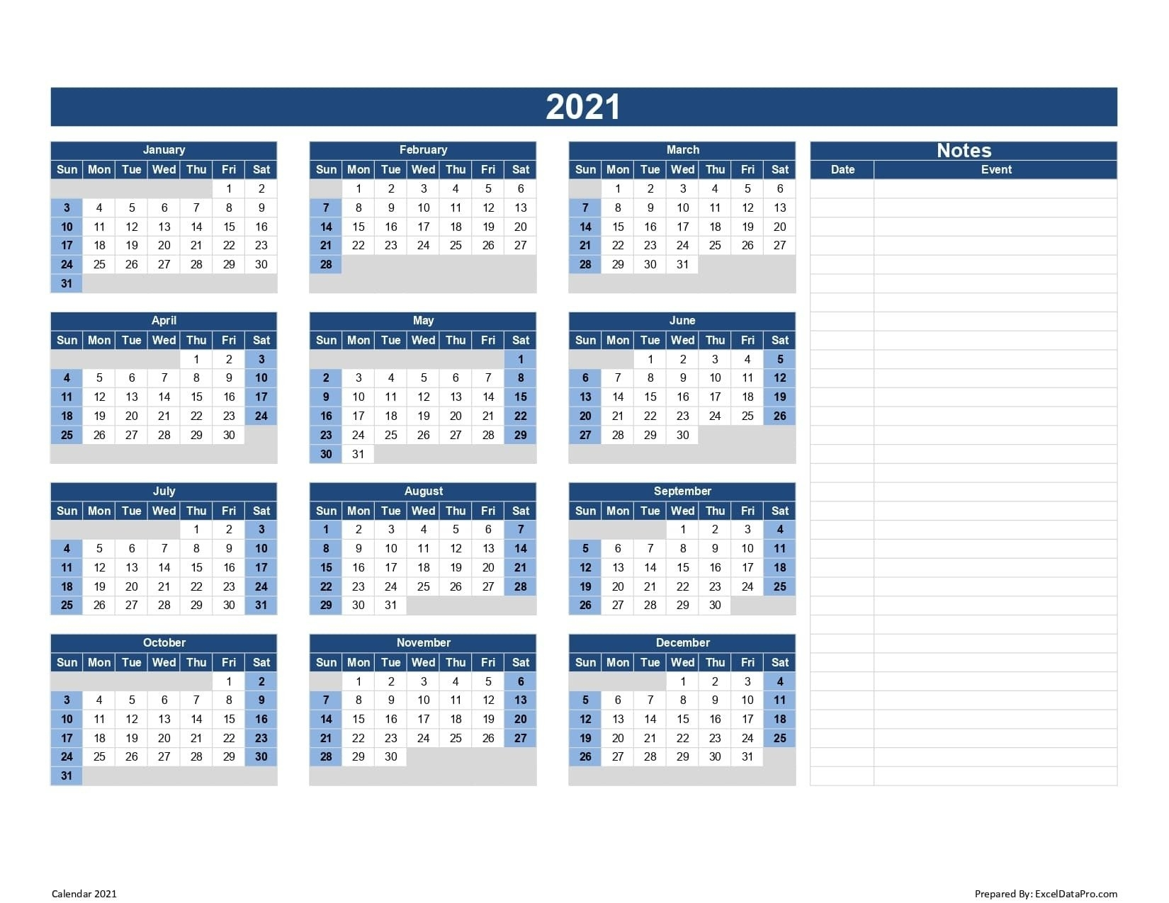 2021 Calendar Fill In | Calendar Template Printable inside 2021 Photo Calendar Template Graphics