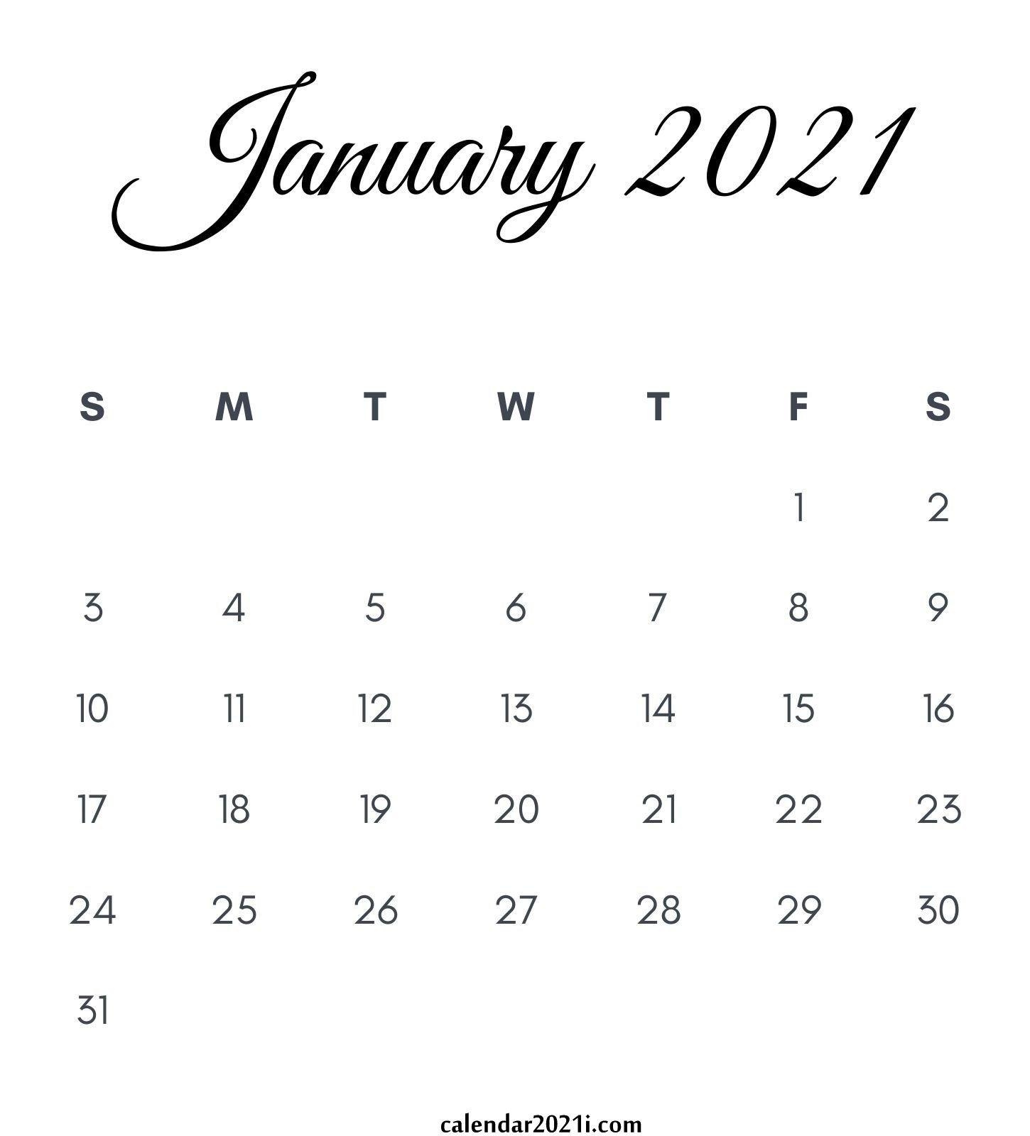 2021 Calendar Monthly Printable   Calendar 2021 within Print Calendar 2021 Monthly Free Photo
