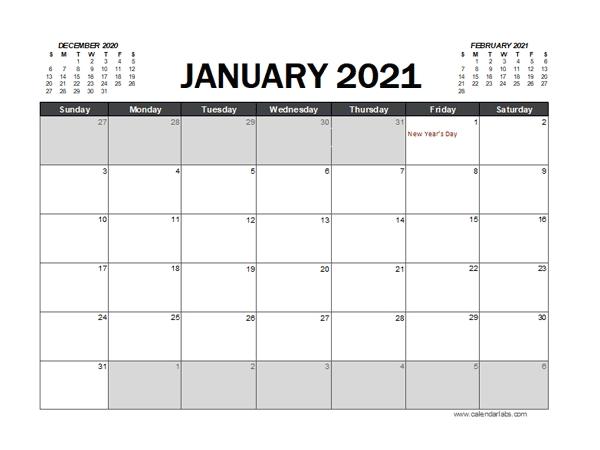 2021 Calendar Planner Philippines Excel - Free Printable Templates regarding Philippine Calendar 2021 With Holidays Image