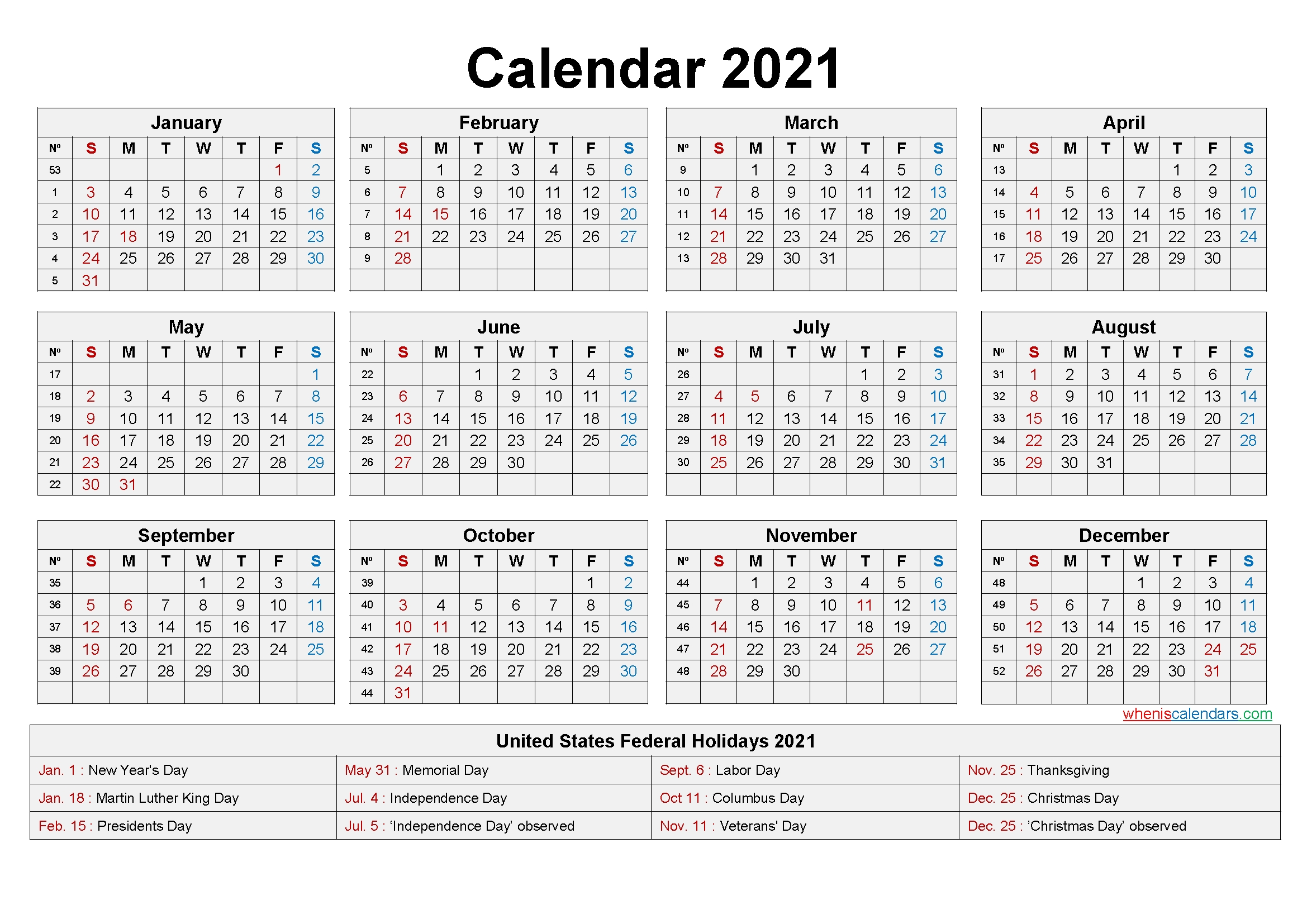 2021 Calendar Printable Pdf for 2021 Australian Calendars To Print Photo