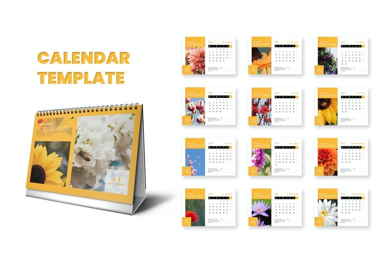 2021 Calendar Template Indesign   Printable Calendars 2021 pertaining to Indesign Calendar Template 2021 Graphics