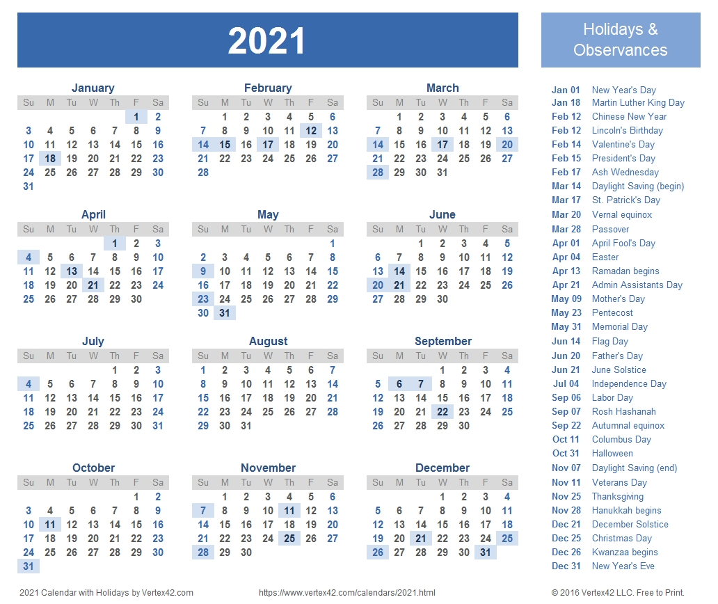 2021 Calendar Templates And Images within Calendar Templates 3 Months Per Page 2021 Graphics